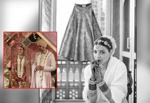 Kajal Aggarwal's Intricate Wedding Ensemble By Anamika Khanna Is For All Young Brides Out There; Take Notes