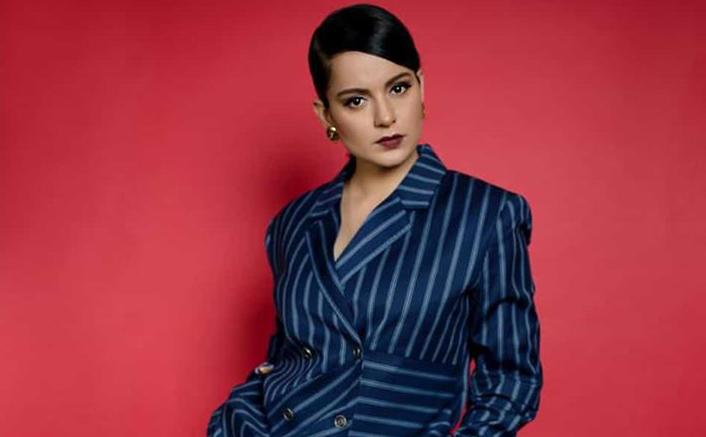"Kangana Ranaut Slams Bollywood For Filing Suit Against Defamatory Reporting, Says, ""Bollywood Ke Gatar Me Rengne Walo"""