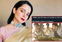 Kangana Ranaut Attacked With #KanganaAwardWapasKar, Netizens Remind Her Of Padma Shri Return Promise