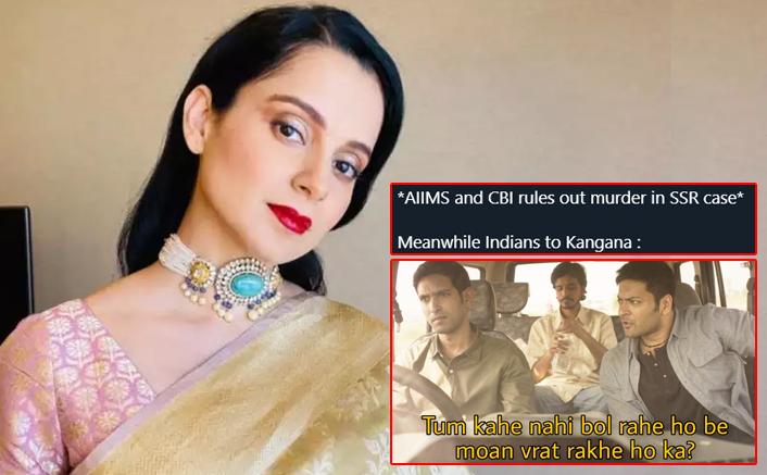 Kangana Ranaut Attacked With #KanganaAwardWapasKar, Padma Shri…