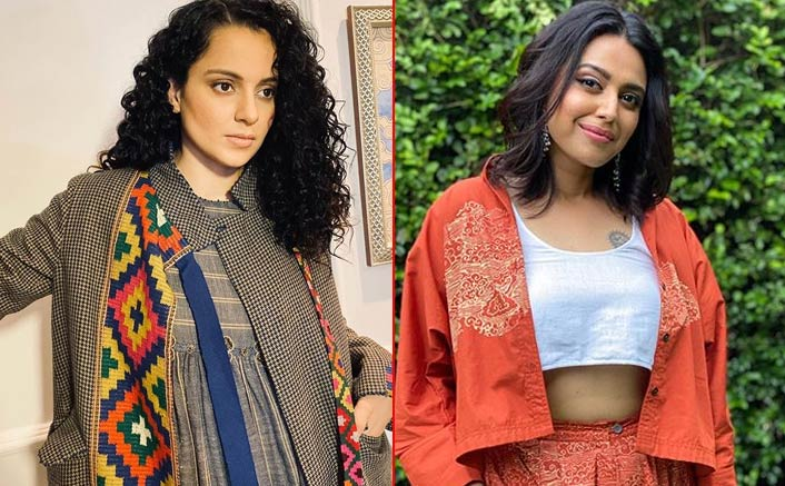 Kangana Ranaut BREAKS SILENCE On Swara Bhasker's Sarcastic 'Return Award' Tweet