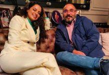 Kangana Ranaut hosts dinner for 'Tejas' director