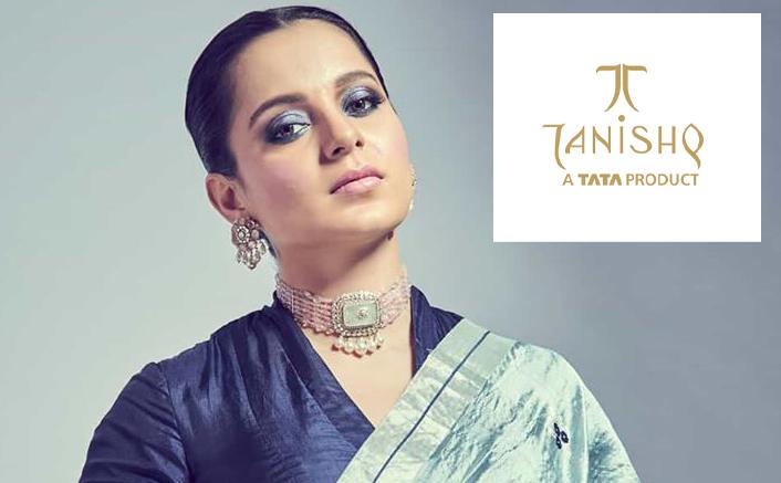 Kangana Ranaut Reacts On Controversial Tanishq Ad, Says It Glorifies Love Jihad & Sexism