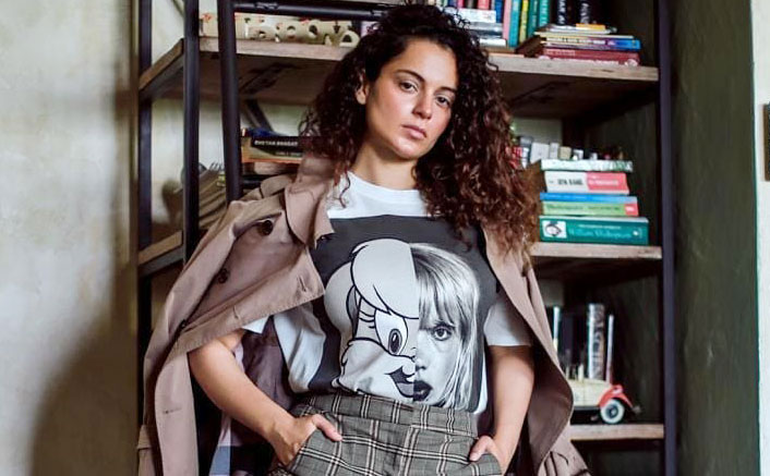 "Kangana Ranaut Slams BMC For Spending 82 Lakh On The Demolition Case: ""Papa's Pappu Spending Public Money To Tease A Girl"""