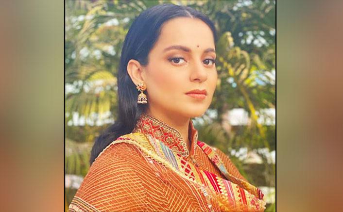 "Kangana Ranaut Slams Eros Now's Navratri Tweets Ft. Ranveer Singh, Katrina Kaif: ""Nothing But P*rn Hub"""