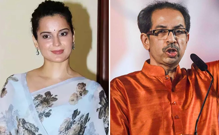 Kangana Ranaut SLAMS Uddhav Thackeray; Calls Him 'Petty, Vengeful & Myopicand Ill-Informed'