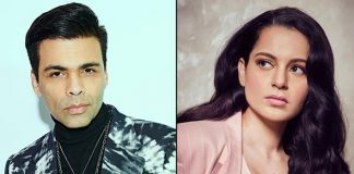 Kangana slams Karan Johar over video claiming his film unit littered Goa village