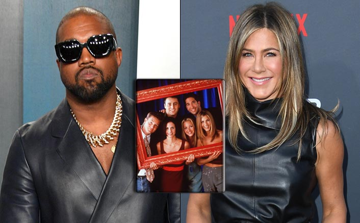 """Kanye West Gets Revenge As Jennifer Aniston Says Voting For Him Isn't Funny; Says, """"FRIENDS Wasn't Funny Either"""""""