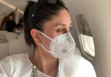 Kareena reminds fans to wear mask