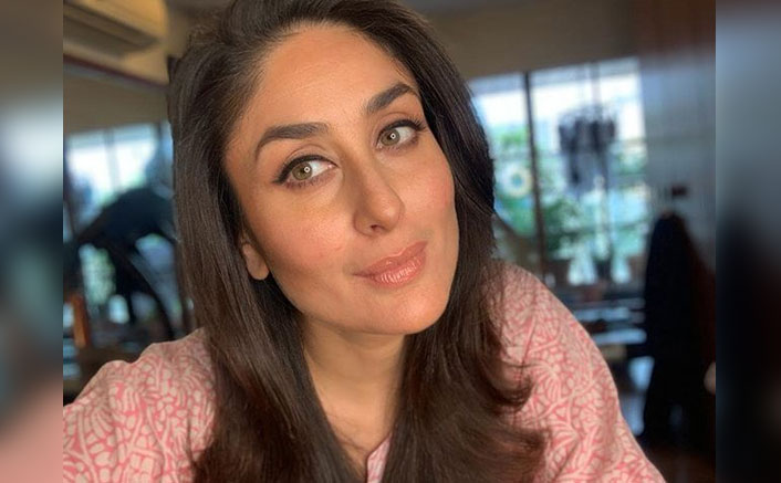 Kareena Kapoor Continues Radiating Her Pregnancy Glow & Love For Kaftan, See PIC(Pic credit: Instagram/kareenakapoorkhan)