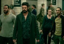 Karl Urban: 'The Boys' makes poignant social commentary