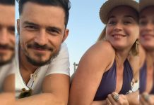 Katy Perry Celebrates 36th Birthday & Fiance Orlando Bloom Shares Rare Pictures On Instagram