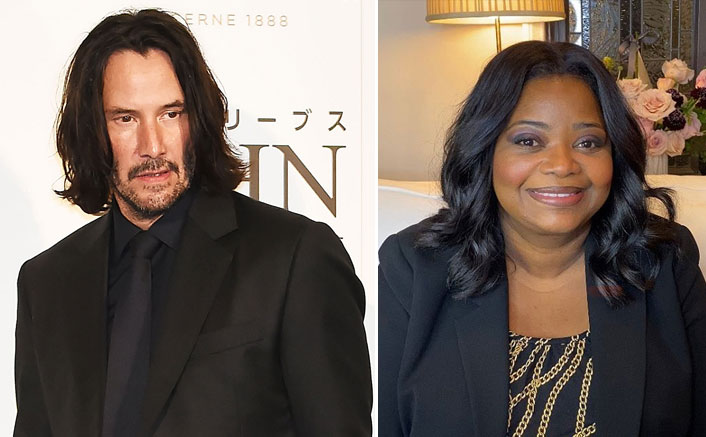 Keanu Reeves Once Helped Octavia Spencer With Her 'Dirty Car' Saving Her Audition (Pic credit: Instagram/octaviaspencer, Getty Images)