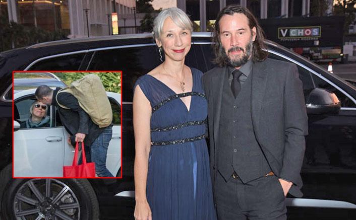 Keanu Reeves Flaunts The Matrix 4's Buzz Cut Look With Ladylove Alexandra Grant, See PICS!
