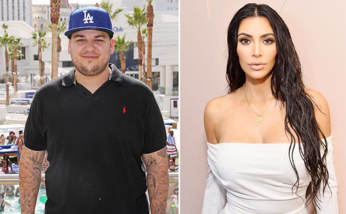 Keeping Up With the Kardashians: Rob Kardashian Makes Rare Appearance At Kim Kardashian's 40th Birthday Party(Pic credit: Getty Images)