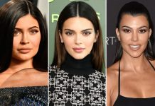 Kendall Jenner Fights With Kylie Jenner Over Kourtney Kardashian's Brown Dress