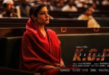 KGF 2: Raveena Tandon Reflects Fire & Pride As Ramika Sen In The First Look From The Yash Starrer