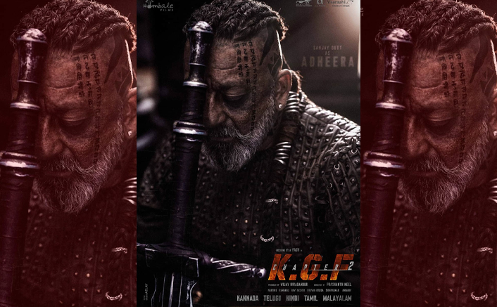 KGF Chapter 2: Sanjay Dutt All Set To Play Adheera & Even Yash AKA Rocky Bhai Couldn't Resist Himself from Reacting