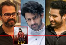 KGF Director Prashanth Neel Reacts To The Reports Of Him Directing Prabhas & Jr NTR In His Next