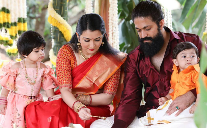 KGF Star Yash Is Personally Planning Son Yatharv's First Birthday, Deets Inside