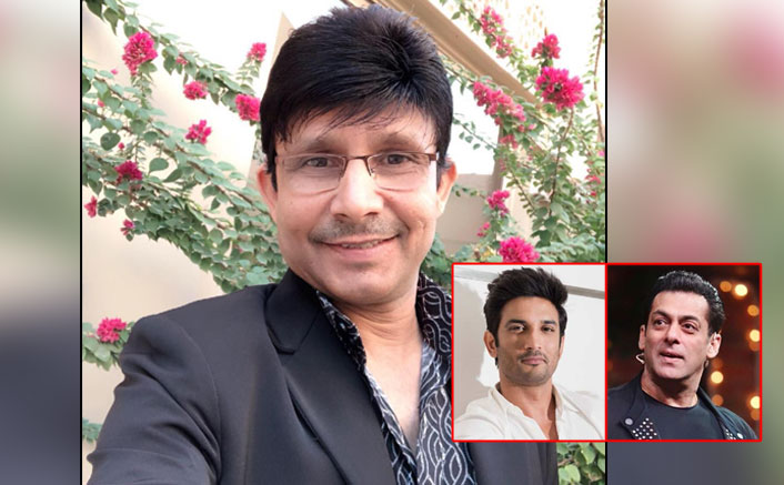 #KRKGadhaHai: Netizens Bombard Hatred After Kamaal R Khan's Continuous Rants On Salman Khan, Sushant Singh Rajput & Bollywood