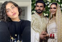 Kubbra Sait gatecrashed Ranveer-Deepika wedding 'with an invitation'