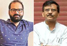 Kunal Kamra Meets Shivsena MP Sanjay Raut! Here's What Cooking Between The Two