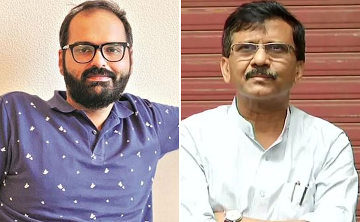 Kunal Kamra Meets Shivsena MP Sanjay Raut! Here's What Is Cooking Between The Two
