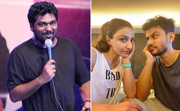 Kunal Kemmu Has Lived This Zakir Khan Joke With Soha Ali Khan IRL & It's Hilarious