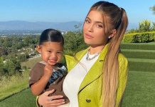 Kylie Jenner Buys Daughter Stormi Webster $12000 Worth Hermes Bag For Her First Day Of School