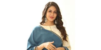 Lavanya Tripathi is back on the sets
