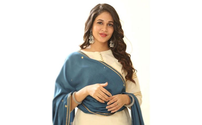Lavanya Tripathi Is Back On Sets & We Are As Excited As She Is!