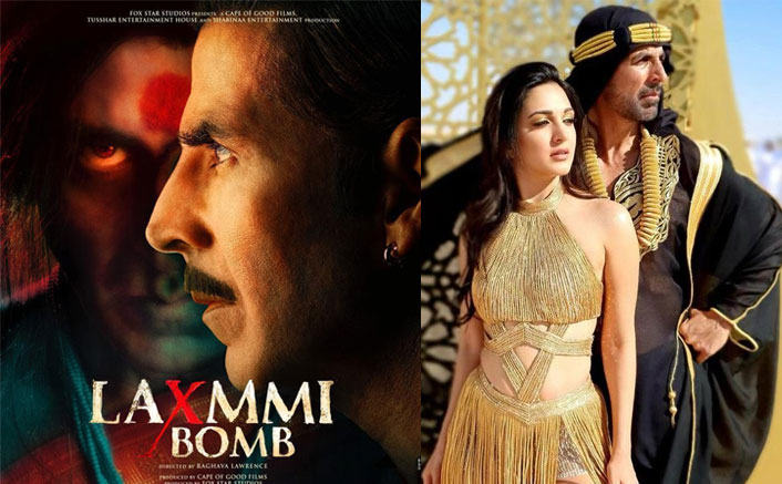 Laxmmi Bomb: Akshay Kumar Builds Up An Excitement For Trailer Release With A New look