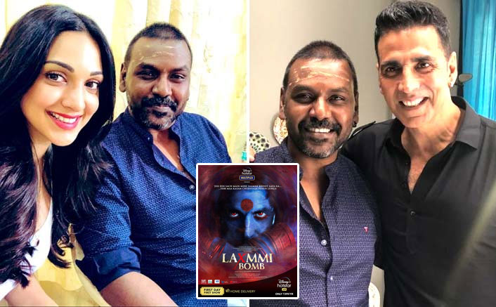 Laxmmi Bomb director Raghava Lawrence talks about his upcoming film starring Akshay Kumar and Kiara Advani