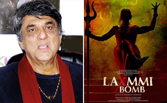 "Laxmmi Bomb: Mukesh Khanna Lashes Out At Makers, Says ""Kya Aap Allah Bomb Ya Badmash Jesus Film Ka Naam Rakh Sakte Hain?"""