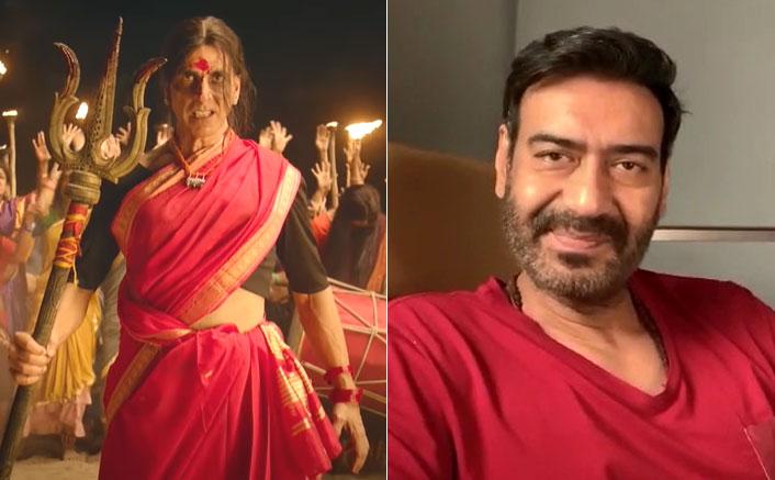 Laxmmi Bomb Trailer: Ajay Devgn Is All Praises For Akshay Kumar's Versatility In The Raghava Lawrence Film!