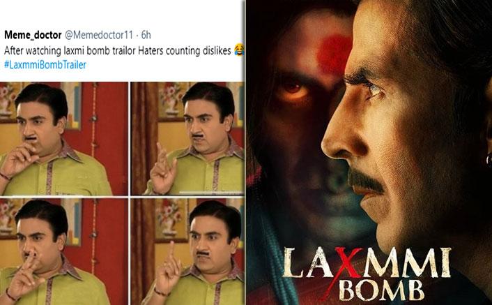 Laxmmi Bomb Trailer: Taarak Mehta & Carryminati Memes Ft Akshay Kumar Are Flooding The Internet!