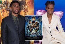 "Letitia Wright On Doing Black Panther Without Chadwick Boseman: ""It Is Kinda Strange"""