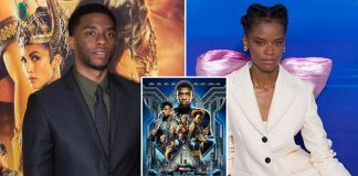 "Letitia Wright On Doing Black Panther Without Chadwick Boseman: ""It Is Kinda Strange"""