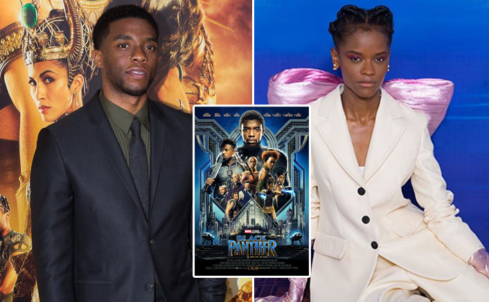 "Letitia Wright On Doing Black Panther Without Chadwick Boseman: ""It Is Kinda Strange""(Pic credit: Instagram/letitiawright)"