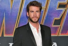 Liam Hemsworth Is All About Gains Even While Vacationing At Lord Howe Island In Australia