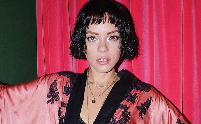 """Lily Allen On Her Wedding Dress & Fear Of S*x: """"Felt Like A Vessel For Male Enjoyment"""""""