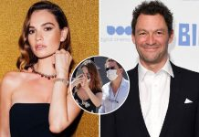 Lily James & Dominic West's UNSEEN Pic From Vacay Out; Accused Of Breaking Italy's COVID-19 Rules