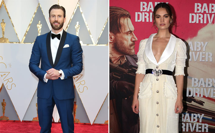 "Lily James REACTS To Dating Rumours With Chris Evans: ""Don't Be Obsessed By Boys..."" (Pic credit: Getty Images)"