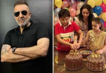 Maanayata Dutt Organises Yet Another Birthday Paty For Her Twins & Sanjay Dutt Joins Virtually