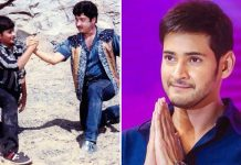 Mahesh Babu wishes brother Ramesh Babu on b'day, posts throwback pic
