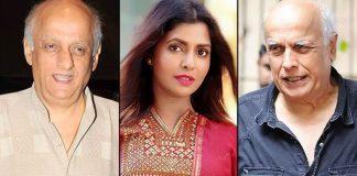 Mahesh, Mukesh Bhatt file defamation complaint against Luviena Lodh