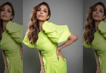 Malaika Arora gives 'midweek blues' a stylish twist