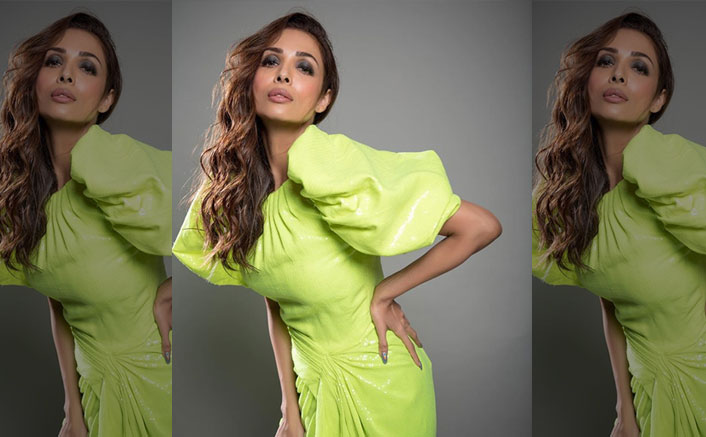Malaika Arora Looks Like A Ray Of Sunshine In The Latest Pic, Reveals The Secret Behind Her Flawless Beauty!(Pic credit: Instagram/malaikaaroraofficial)