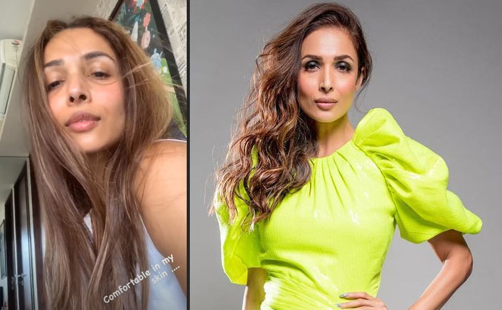 Malaika Arora Inspires Women To Be Comfortable In Their Skin Via Her Raw Look; SEE PIC